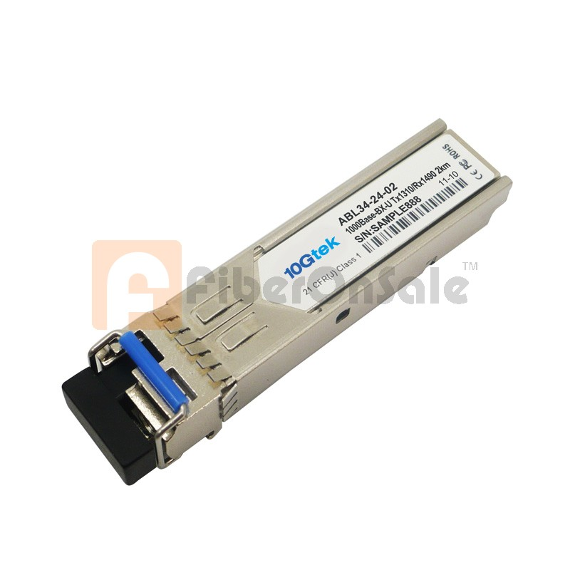 1.25Gbps 1310nmTX/1490nmRX BIDI SFP 40KM Optical Transceiver