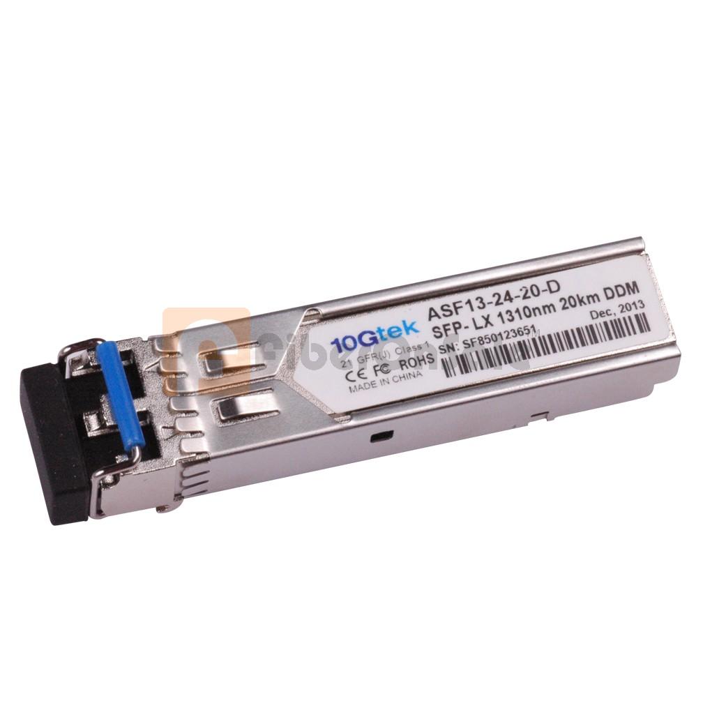 1000BASE-LX/LH SFP 1310nm 10km Transceiver Module