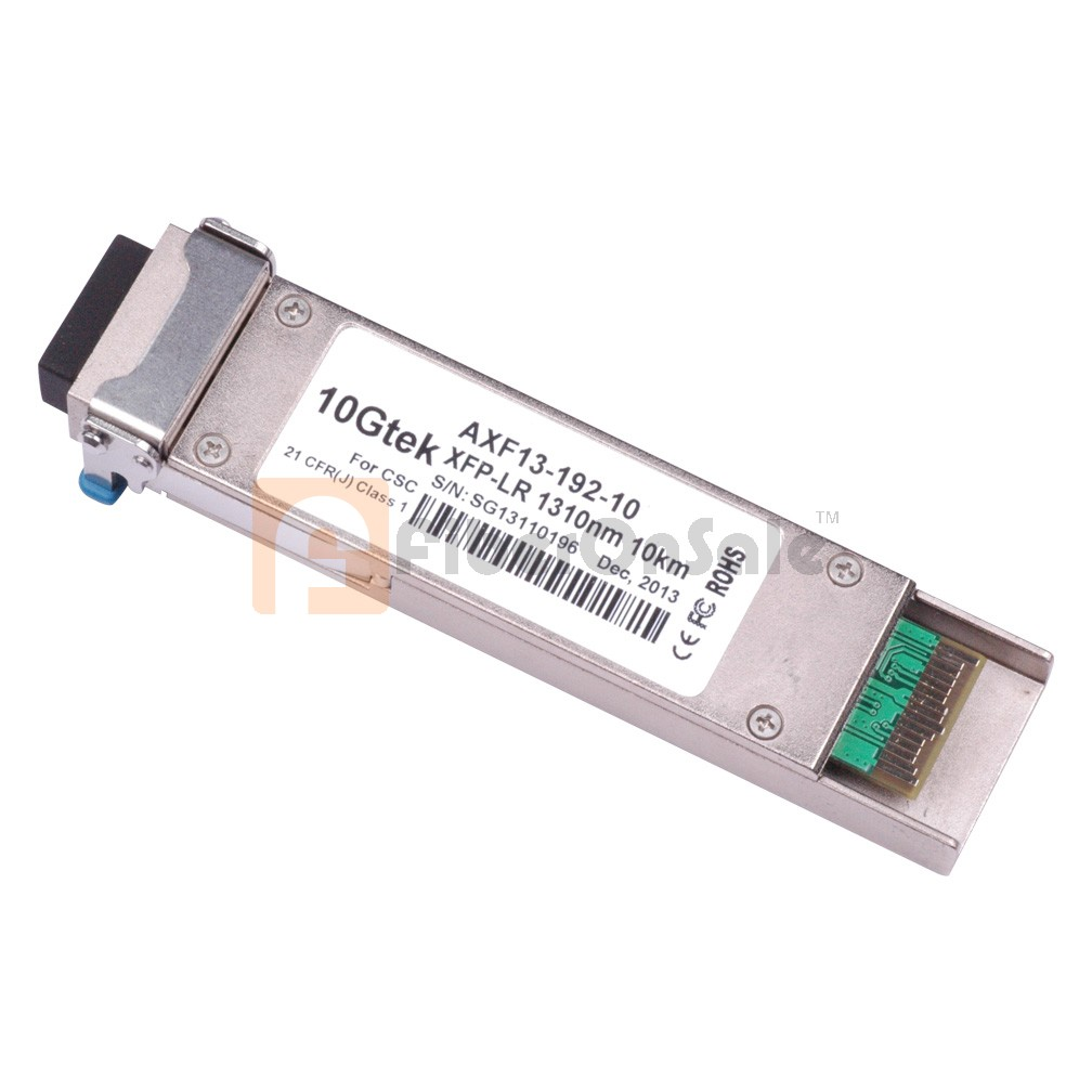 10GBase-LR XFP Single-Mode Optical Transceiver
