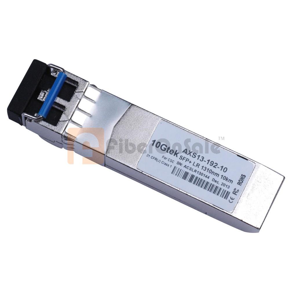 10GBASE-LR SFP+ Transceiver 1310nm 10km Compatible Module