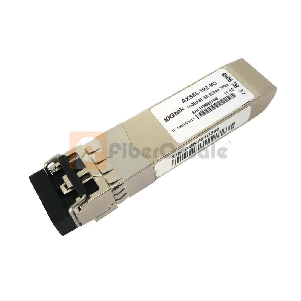 10GBASE-SR SFP+ Transceiver 850nm 300m Compatible Module