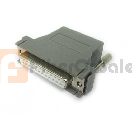 Cisco CAB-25AS-DCE DB25 Female To RJ45 Female DCE Adapter also P/N CAB-500DCF