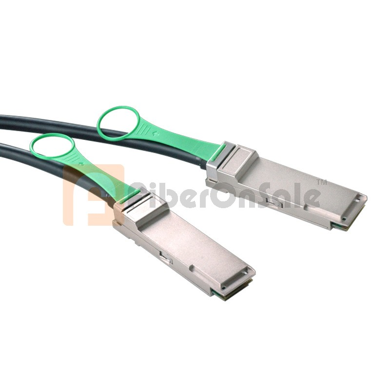 56Gbs Passive AWG28 QSFP+ FDR DAC 3M Copper Cable