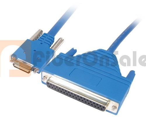 Cisco 72-1433-01 CAB-SS-449FC Smart Serial to DB37 RS449 DCE Female 3M Cable