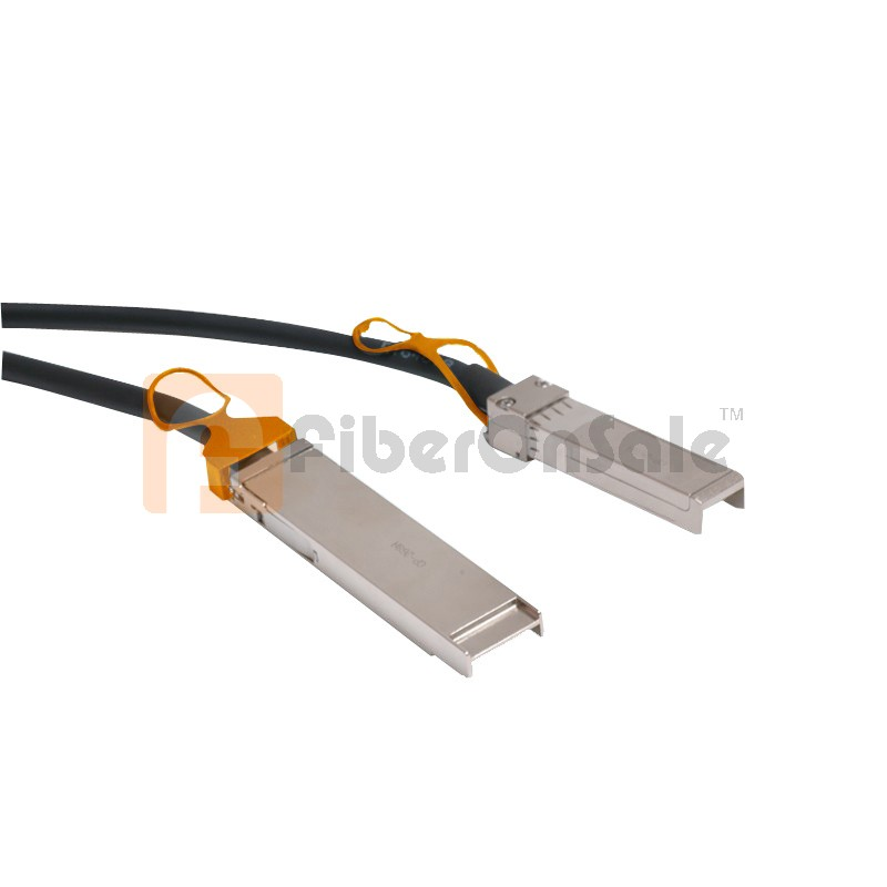 2M Active Copper AWG30 10Gb XFP to SFP+ DAC
