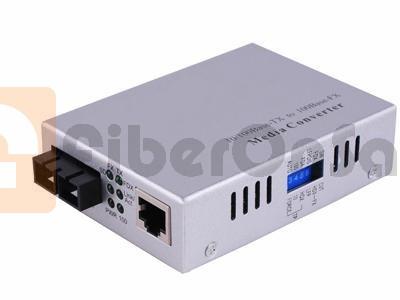 10/100M Singlemode Ethernet Fiber Media Converter