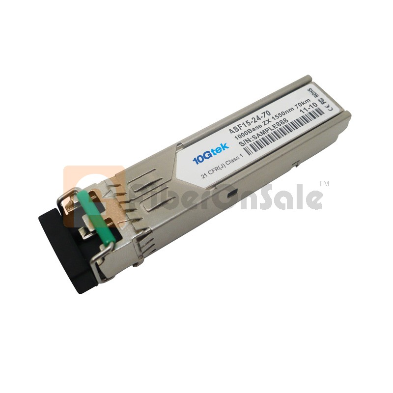 H3C Compatible 1000BASE-LH70 SFP Transceiver Module
