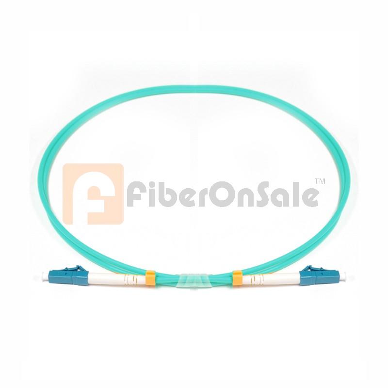 LC-LC Simplex 10Gb OM3 50/125 Multimode Fiber Patch Cable