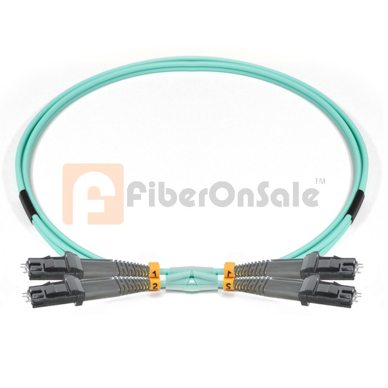 MTRJ-MTRJ Duplex 10Gb OM3 50/125 Multimode Fiber Patch Cable