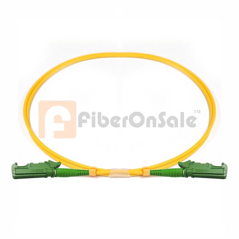 E2000-E2000 Simplex OS1 9/125 Single-mode Fiber Patch Cable