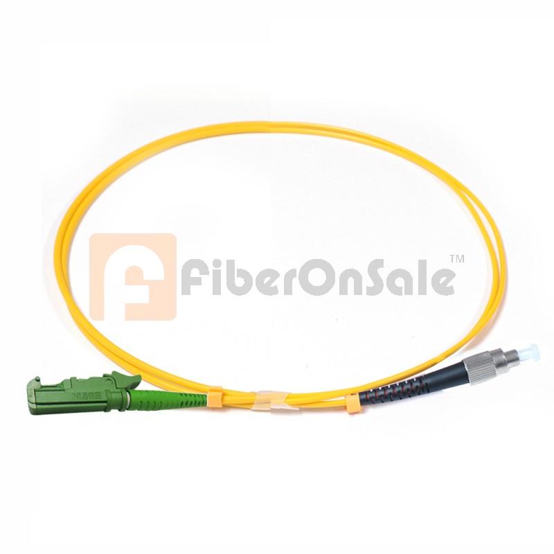 FC-E2000 Simplex OS1 9/125 Single-mode Fiber Patch Cable