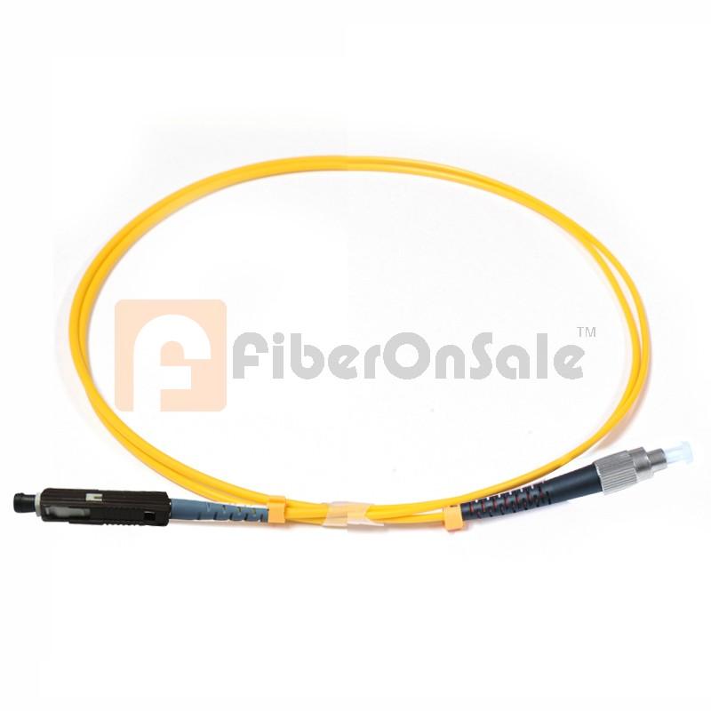 FC-MU Simplex OS1 9/125 Single-mode Fiber Patch Cable