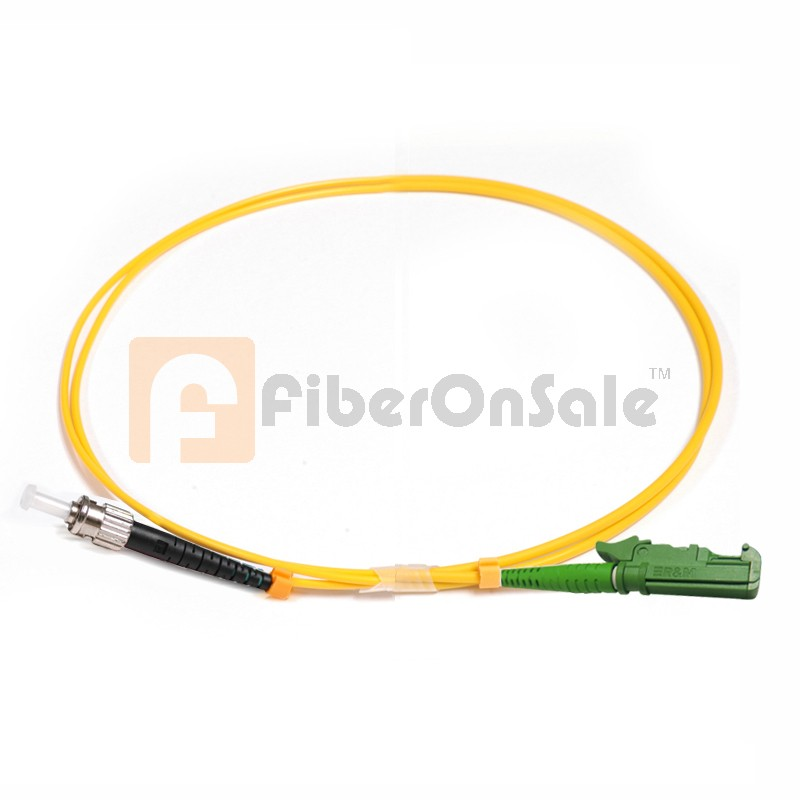 ST-E2000 Simplex OS1 9/125 Single-mode Fiber Patch Cable