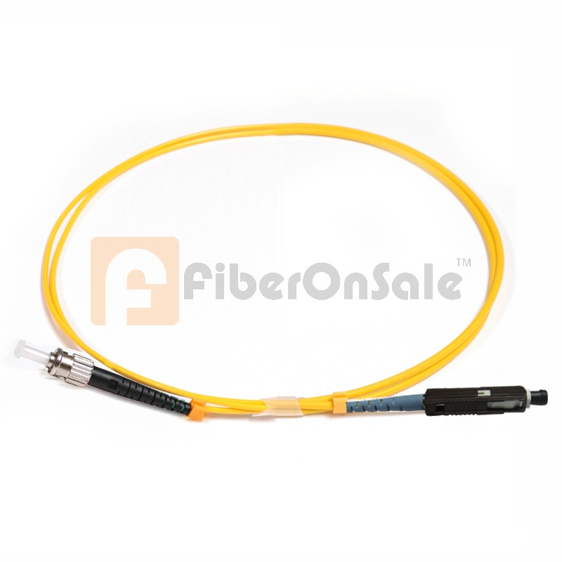 ST-MU Simplex OS1 9/125 Single-mode Fiber Patch Cable