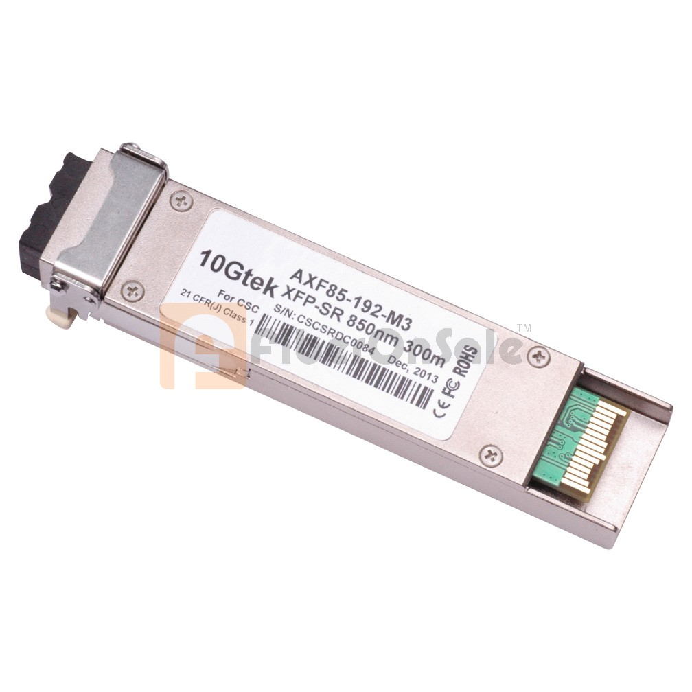 Cisco Compatible 10GBASE-SR XFP Transceiver