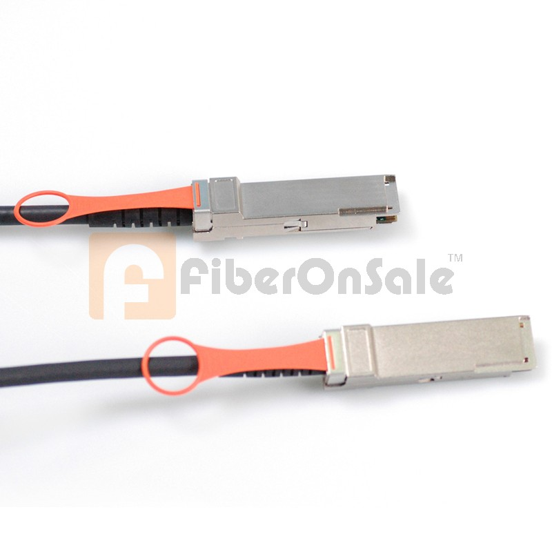 3M 40GBASE QSFP+ Direct Attach Cable Active Copper AWG30