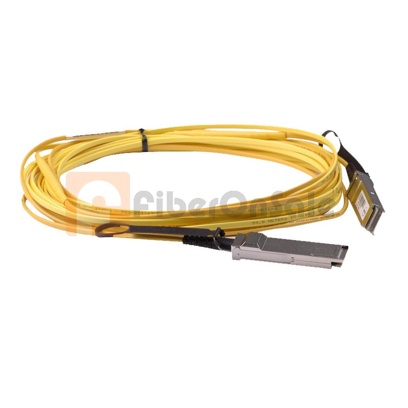 10M Molex 56Gbps QSFP+ Active Optical Cable
