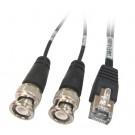 Cisco 72-1338-01 CAB-E1-RJ45BNC RJ45 to 2 BNC Male 3M E1 Cable