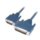 Cisco 72-0793-01 CAB-232MT LFH60 Male to DB25 RS232 DTE Male 3M Cable