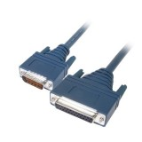 Cisco 72-0798-01 CAB-530FC LFH60 Male to DB25 RS530 DCE Female 3M Cable