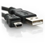 Cisco 37-1090-01 CAB-CONSOLE-USB USB Type A Male to Mini B Male 1.83M Console Cable