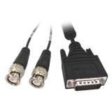 Cisco CAB-E1-BNC-3M DB15M to 2 BNC Male 3M Cable 72-0818-01