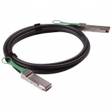 3M Passive Copper AWG28 40GBASE QSFP+ Direct Attach Cable