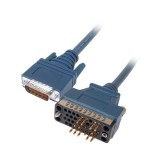 Cisco 72-0791-01 CAB-V35MT LFH60 Male to V.35 DTE Male 3M Cable