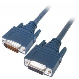 Cisco 72-0790-01 CAB-X21FC LFH60 Male to X.21 DB15 DCE Female 3M Cable