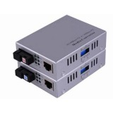 10/100M Singlemode Single Fiber Ethernet Fiber Media Converter