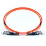 FC-FC Duplex OM1 62.5/125 Multimode Fiber Patch Cable