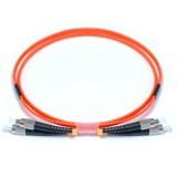 FC-FC Duplex OM1 62.5/125 Multimode Fiber Patch Cable
