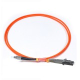 FC-MTRJ Simplex OM1 62.5/125 Multimode Fiber Patch Cable