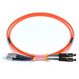 FC-MU Duplex OM1 62.5/125 Multimode Fiber Patch Cable