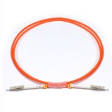 LC-LC Simplex OM1 62.5/125 Multimode Fiber Patch Cable
