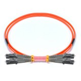 MTRJ-MTRJ Duplex OM1 62.5/125 Multimode Fiber Patch Cable