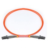 MTRJ-MTRJ Simplex OM1 62.5/125 Multimode Fiber Patch Cable