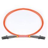 MTRJ-MTRJ Simplex OM1 62.5/125 Multimode Fiber Patch Cable