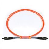 MU-MU Simplex OM1 62.5/125 Multimode Fiber Patch Cable