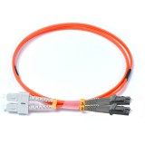 SC-MTRJ Duplex OM1 62.5/125 Multimode Fiber Patch Cable