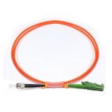 ST-E2000 Simplex OM1 62.5/125 Multimode Fiber Patch Cable