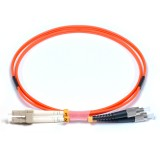 FC-LC Duplex OM2 50/125 Multimode Fiber Patch Cable