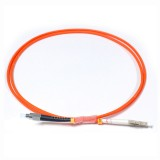 FC-LC Simplex OM2 50/125 Multimode Fiber Patch Cable
