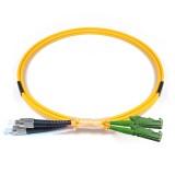 FC-E2000 Duplex OS1 9/125 Singlemode Fiber Patch Cable