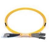 FC-MTRJ Duplex OS1 9/125 Singlemode Fiber Patch Cable