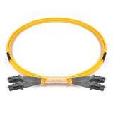 MTRJ-MTRJ Duplex OS1 9/125 Singlemode Fiber Patch Cable
