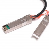 Brocade compatible Active Copper 10Gbps SFP+ 1M direct-attached cable