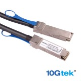 100G QSFP28 (EDR) DAC Cable, 3-Meter