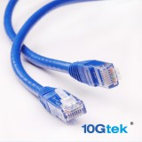 24AWG CAT6 UTP Patch Cord RJ45 Network Cable - Blue