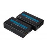 HDMI TO  RJ45 EXTENDER 30 Meter
